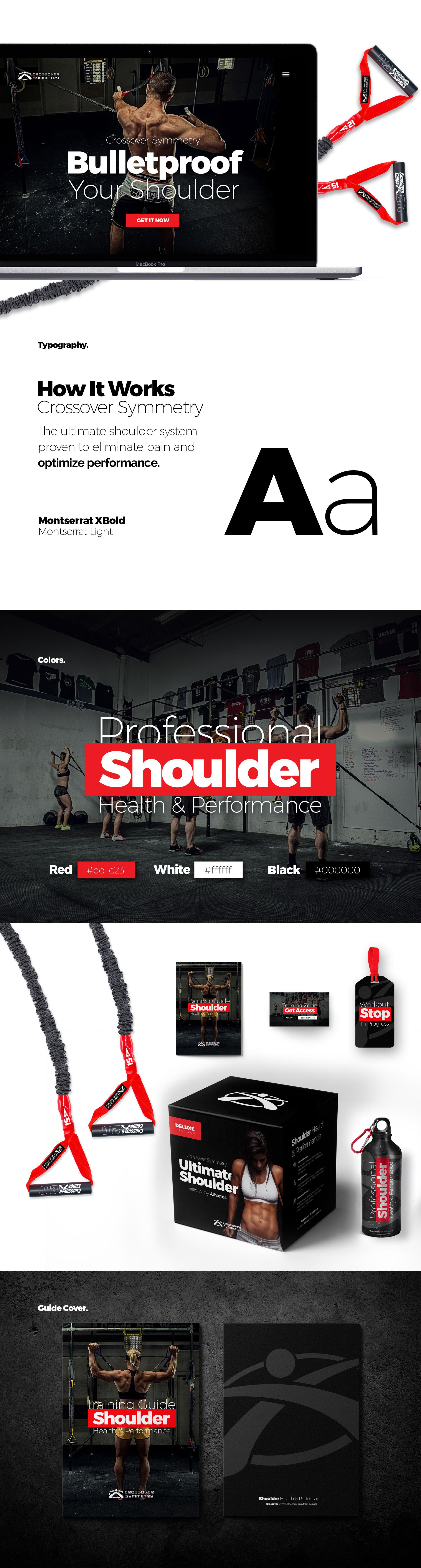 Best Fitness Web Design by Maciej Olbrycht